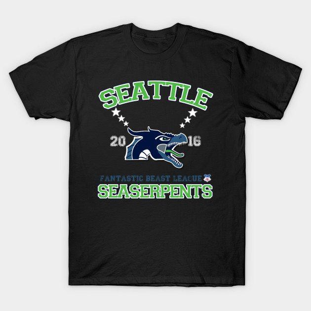 Seattle Seaserpents T-Shirt