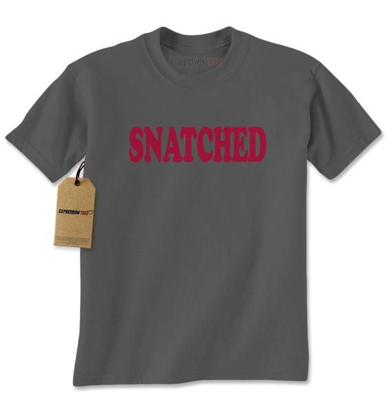 Snatched – On Fleek Mens T-shirt
