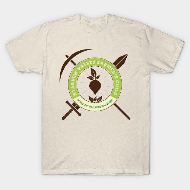 Stardew Valley Farmer's Guild T-Shirt