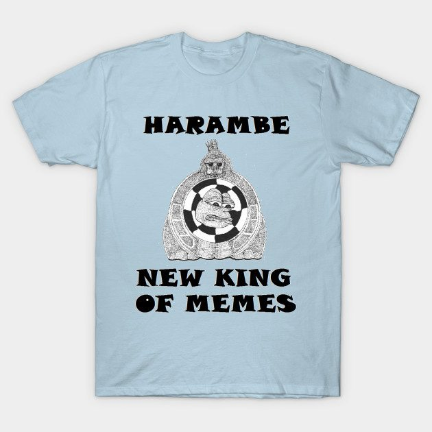 The New King of Memes T-Shirt