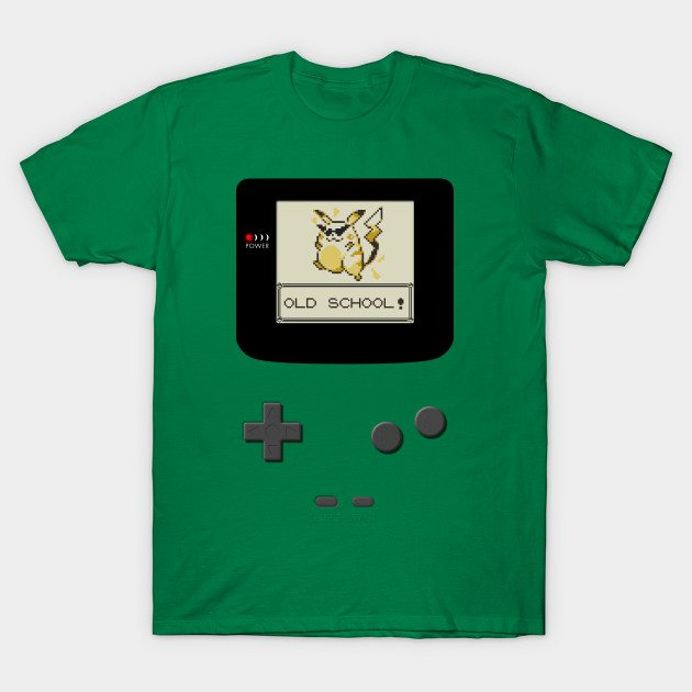 The Old School Boy T-Shirt