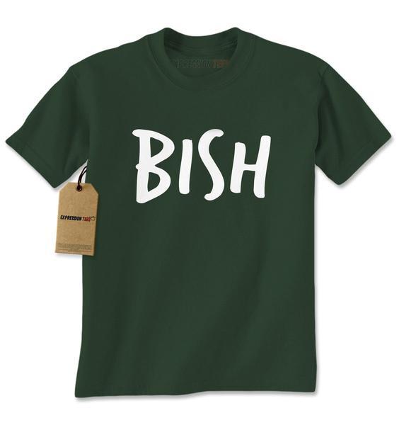 Yass Bish Funny Mens T-shirt