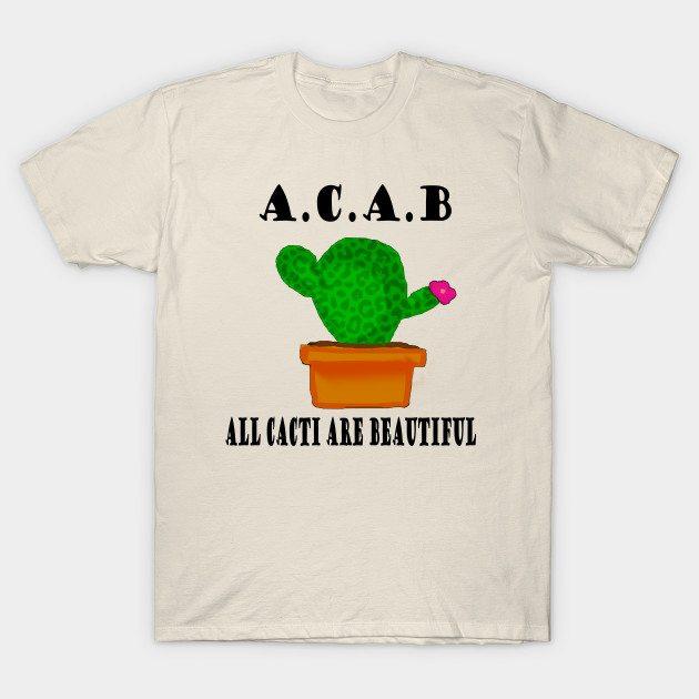 ACAB Cacti T-Shirt