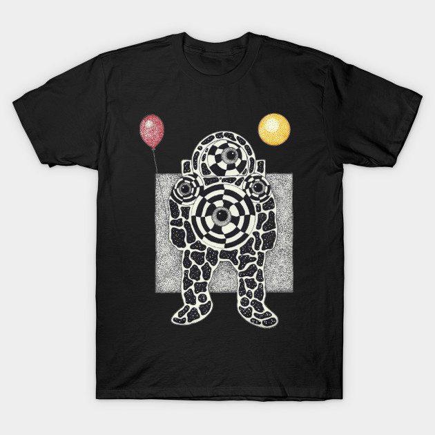 Astro Balloon Boy T-Shirt
