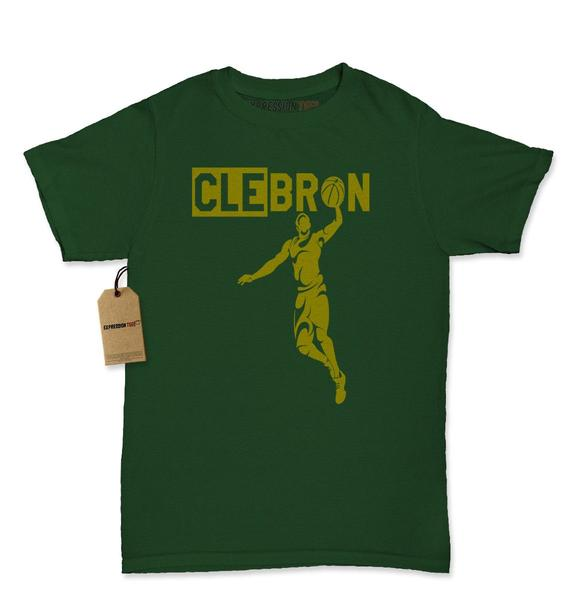 CLEbron Clebron 2016 Cleveland Basketball Champions Womens T-shirt