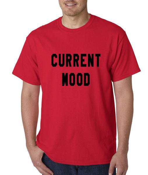 Current Mood Instagram Selfie Mens T-shirt