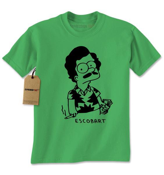 Don't Mess With Escobart Mens T-shirt