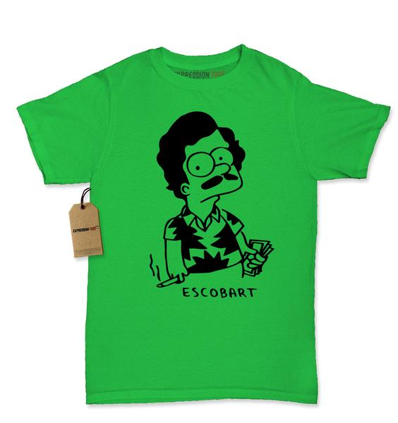 Don't Mess With Escobart Womens T-shirt