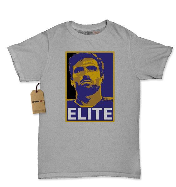 Elite J (Full Color) Baltimore Football Womens T-shirt