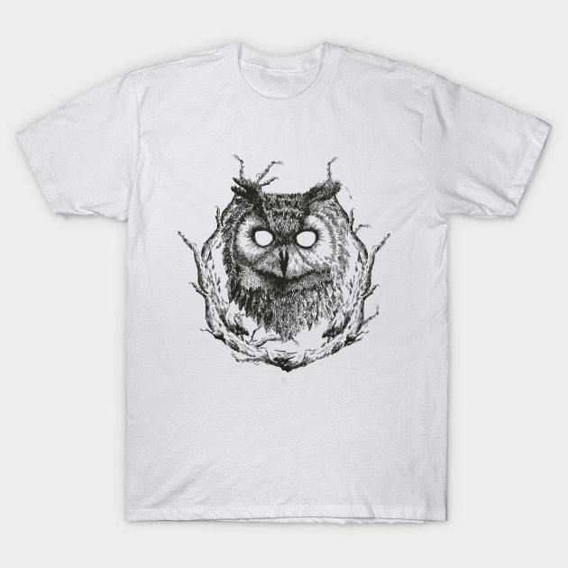 Forest Gods | Owl T-Shirt