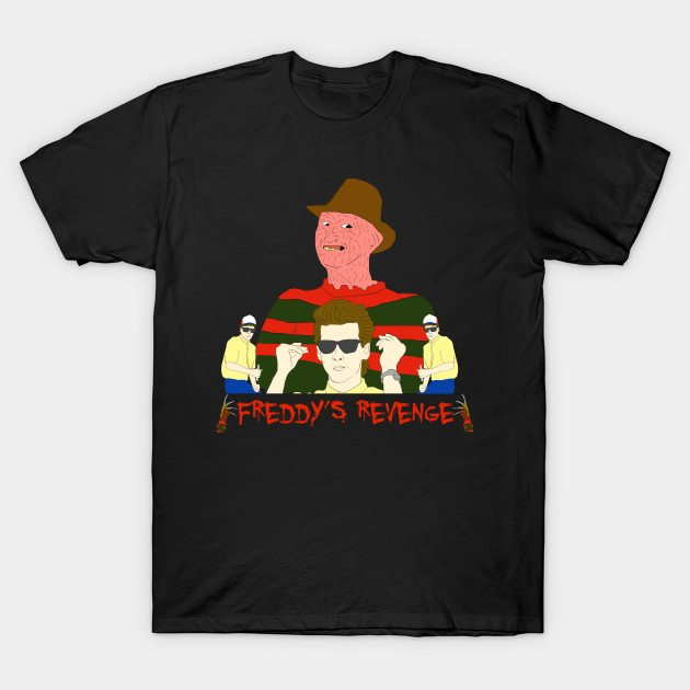 Freddy's Revenge T-Shirt