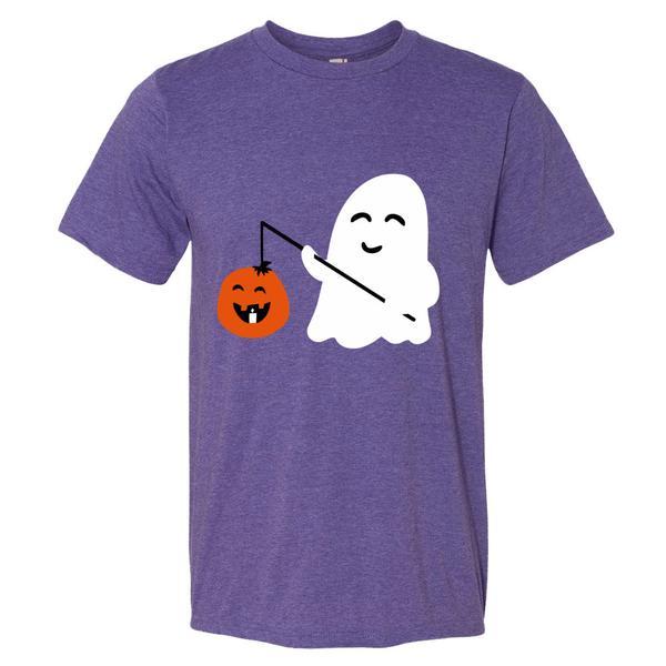 Ghost Halloween T Shirt