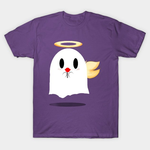 Ghosts can be angels T-Shirt