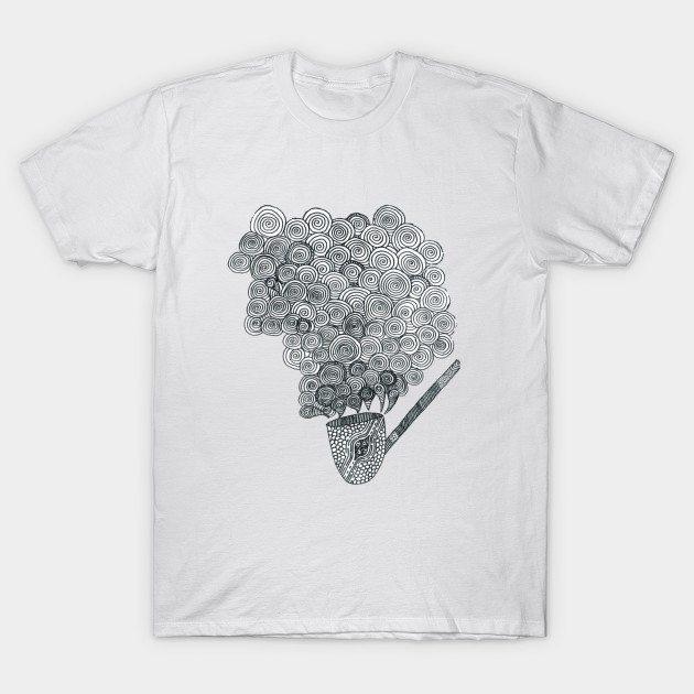 Halfling's Pipe T-Shirt