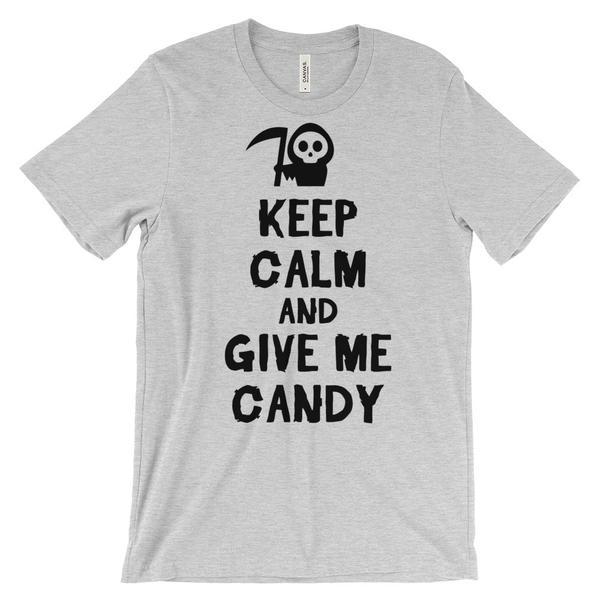 Halloween Candy T Shirt