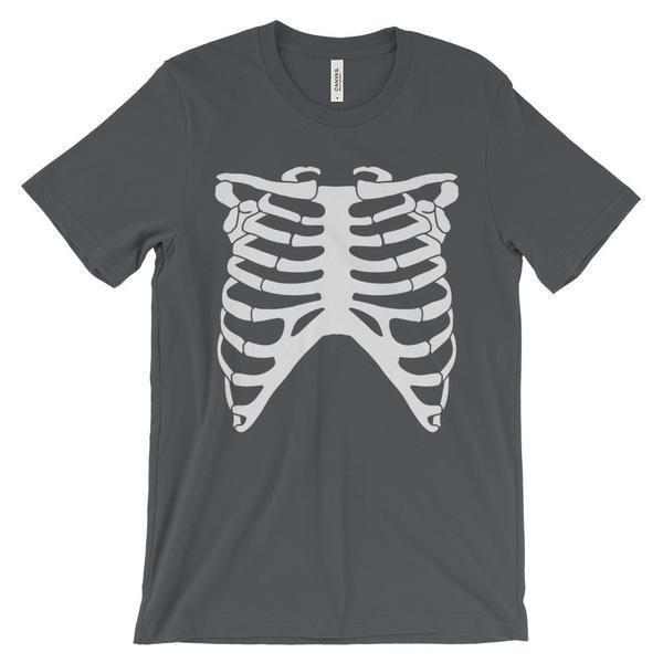Halloween Skeleton T Shirt