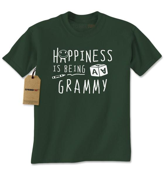 Happiness Is Being A Grammy Mother's Day Mens T-shirt