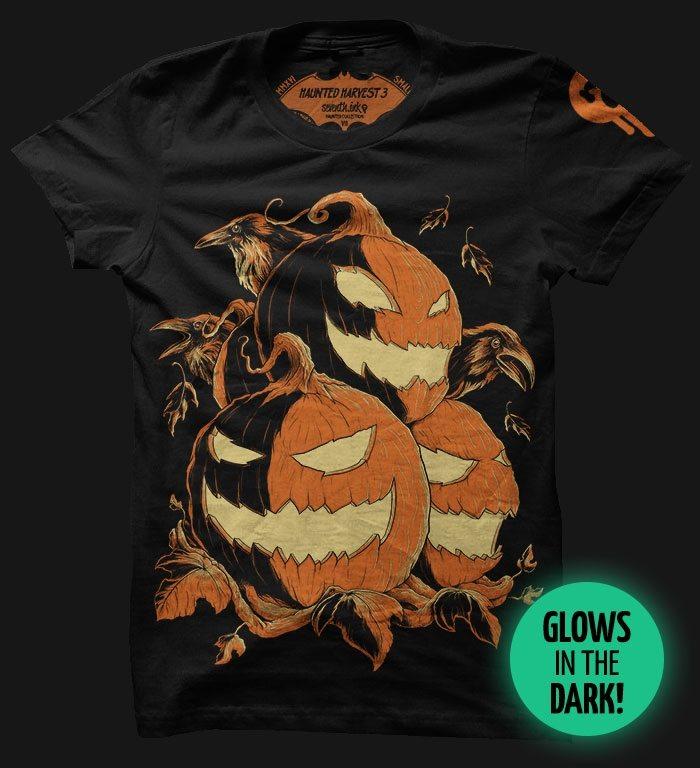 Haunted Harvest 3 – Glows!