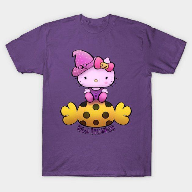 Hello Halloween T-Shirt
