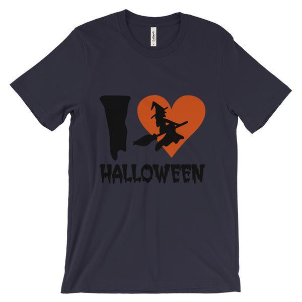 I Love Halloween T Shirts