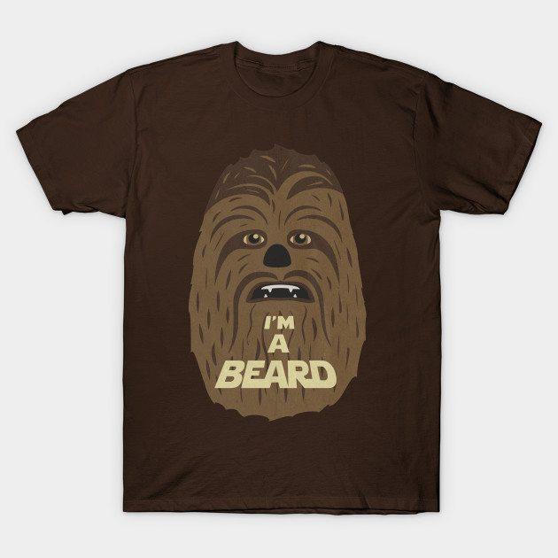 I'm a beard T-Shirt