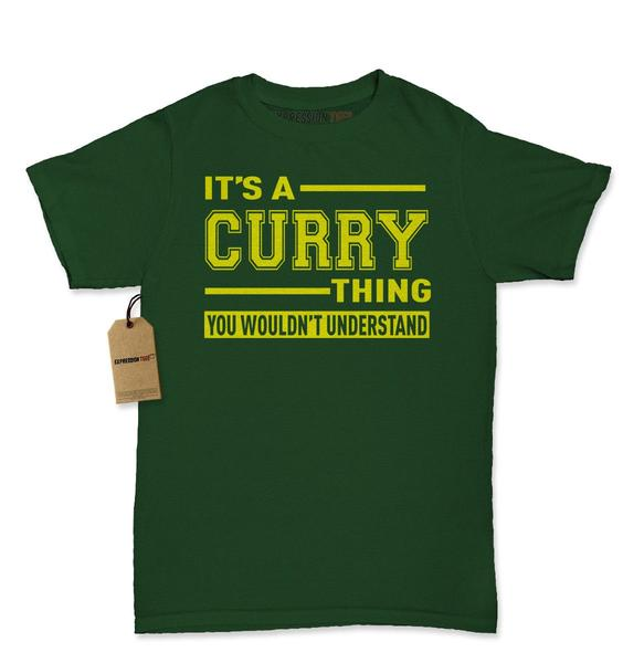 It's A Curry Thing, You Wouldn't Understand Womens T-shirt