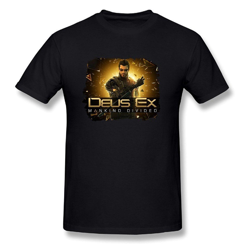 Kazzar Men's Deus Ex Mankind Divided Game Art