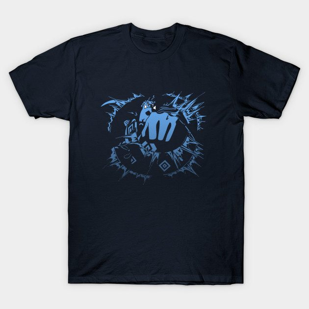 Leader Of Fishman Jinbei T-Shirt