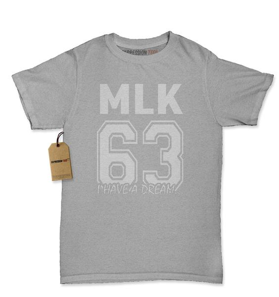 Martin Luther King Jr I Have A Dream Womens T-shirt