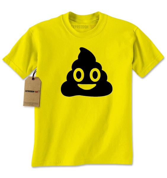 Mens Emoji Smiley Face Emoticon T-shirt Collection