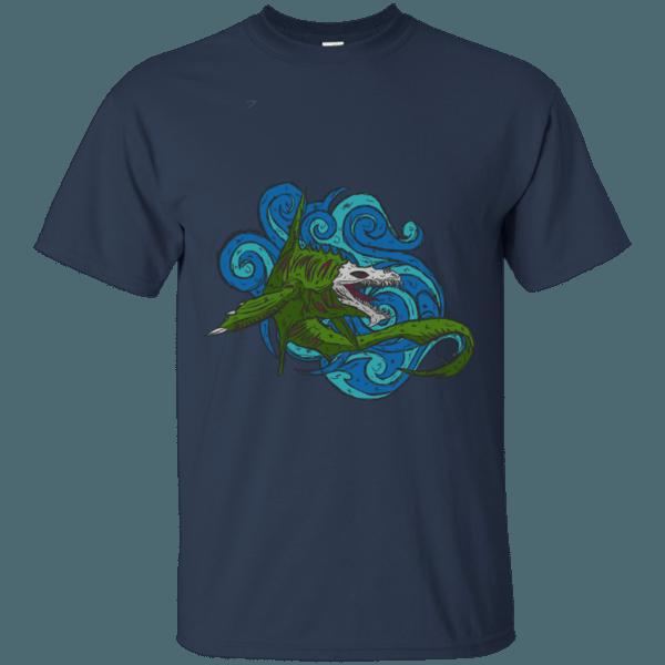Mosasaurus Men's T-Shirt