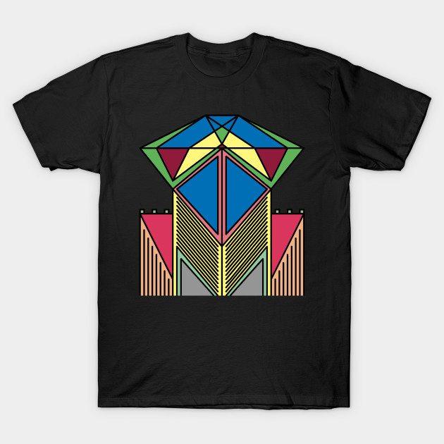 Mr. Nobody's Tower T-Shirt