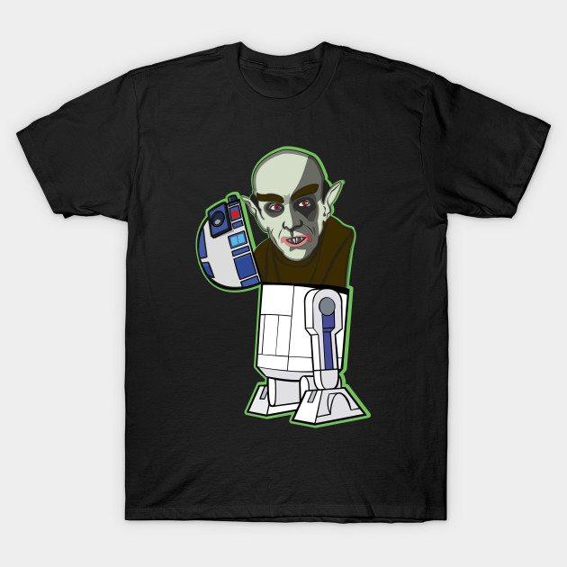 Nosferatu D2 T-Shirt