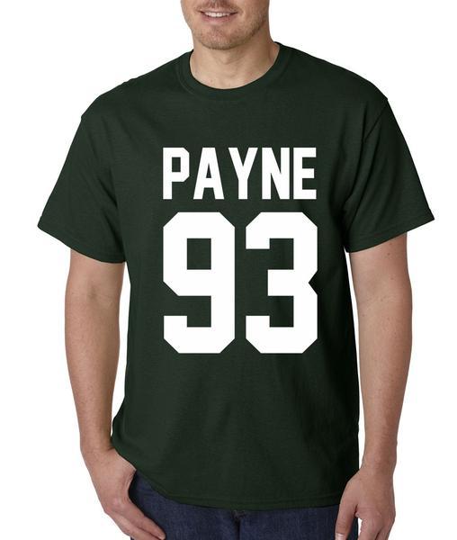 Payne '93 Birth Year Mens T-shirt