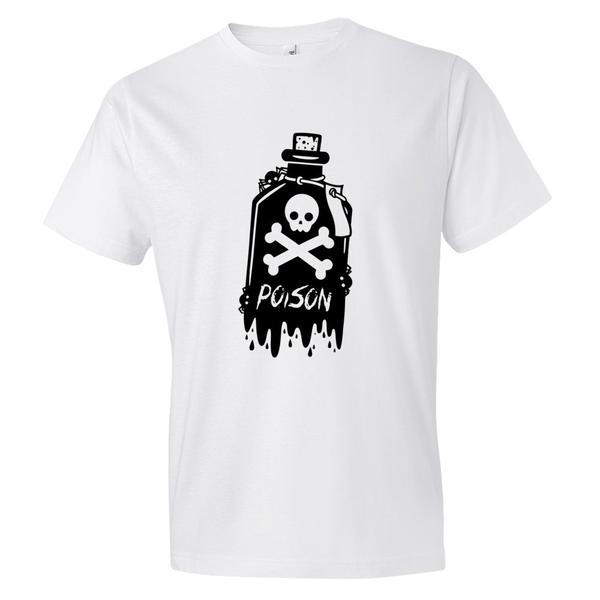 Poison Halloween T Shirt