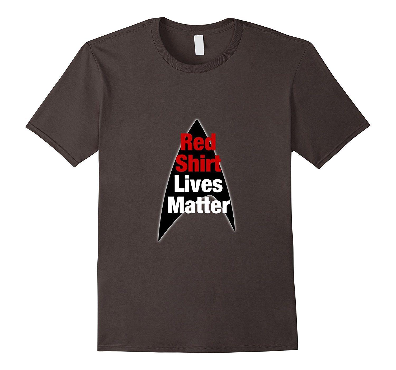 Red Shirt Lives Matter, funny