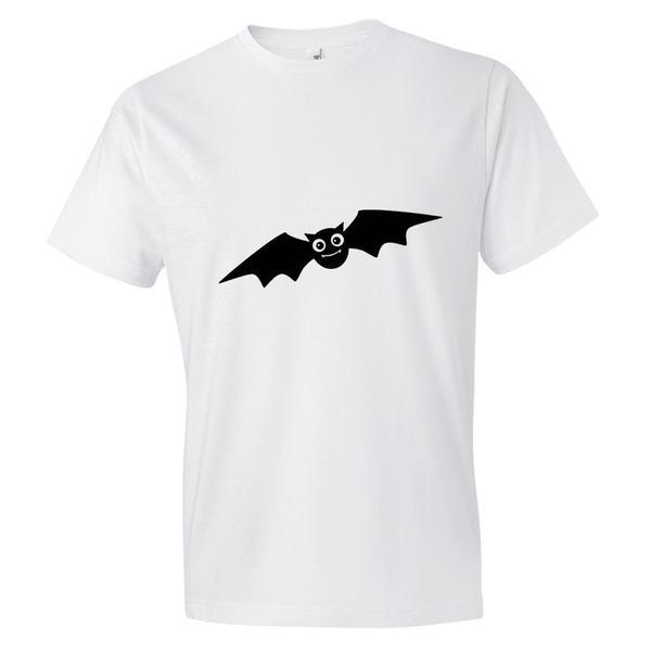 Scary Bat Halloween T Shirt