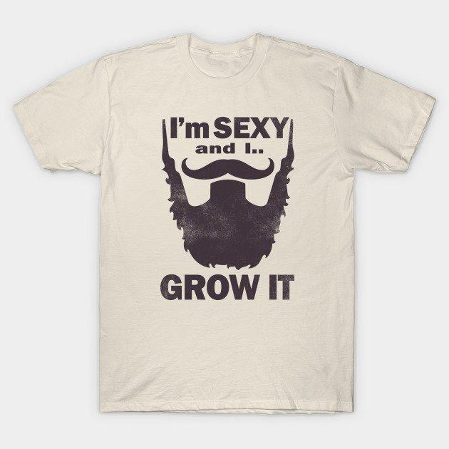 SEXY BEARD T-Shirt