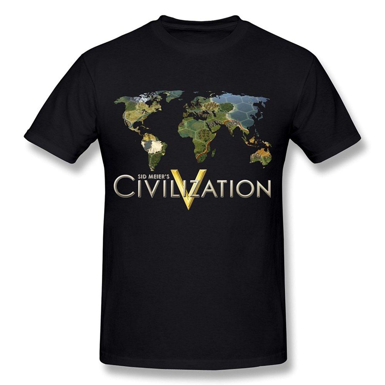 Sid Meiers Civilization V Game Cotton