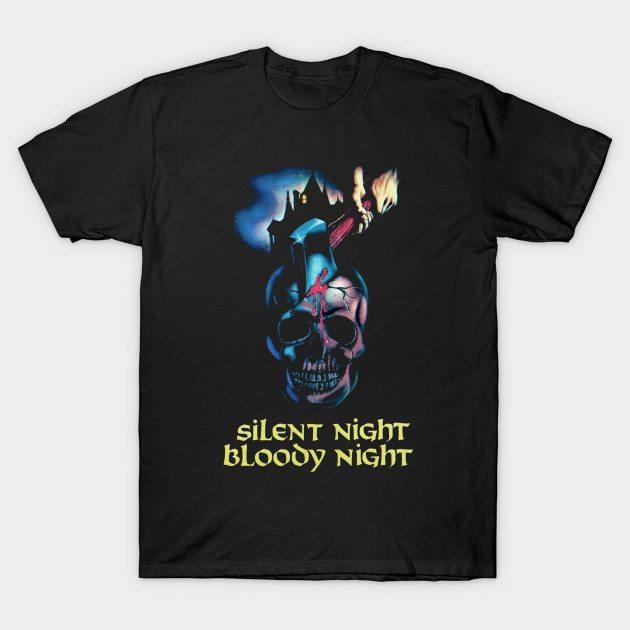 Silent Night Bloody Night T-Shirt