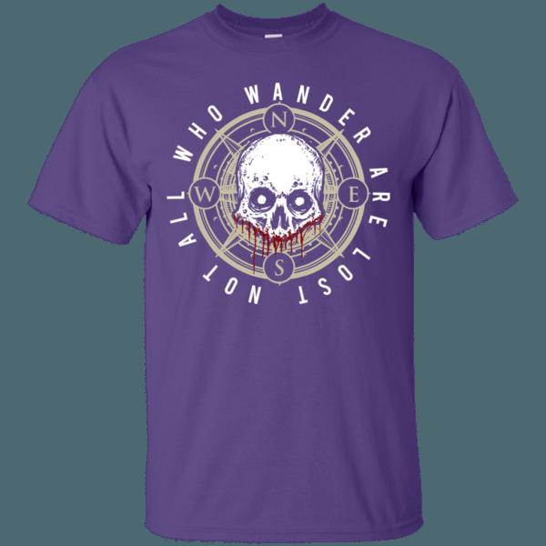 Skull Compass Men's T-Shirt