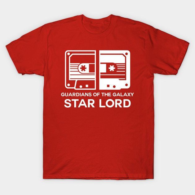 STAR LORD SWITCH Style T-Shirts