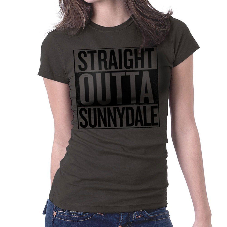 Straight Outta Sunnydale Buffy The Vampire Slayer Women's