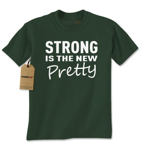 Strong Is The New Pretty Feminist Mens T-shirt