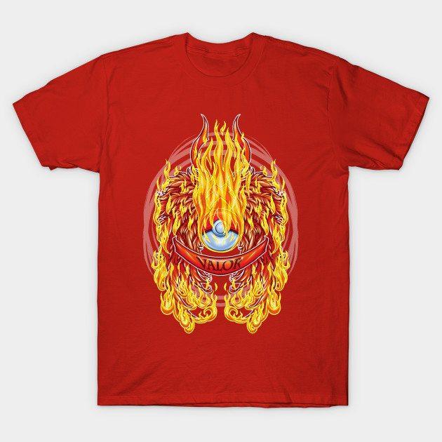 Team Valor Wings T-Shirt