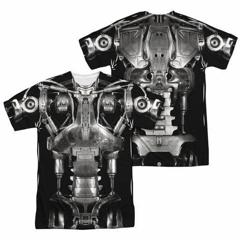 Terminator Metal Suit FB Sublimated T Shirt