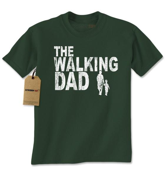 The Walking Dad Father's Day Mens T-shirt