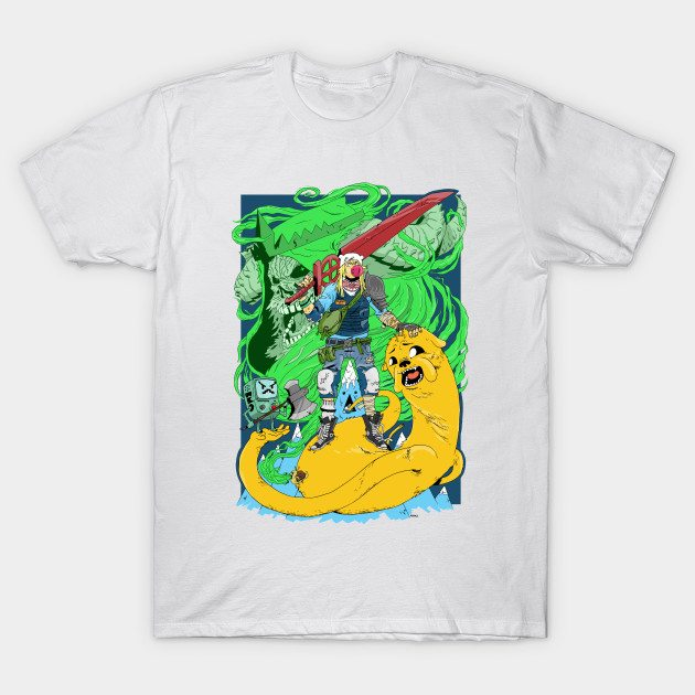 Time for Adventure T-Shirt