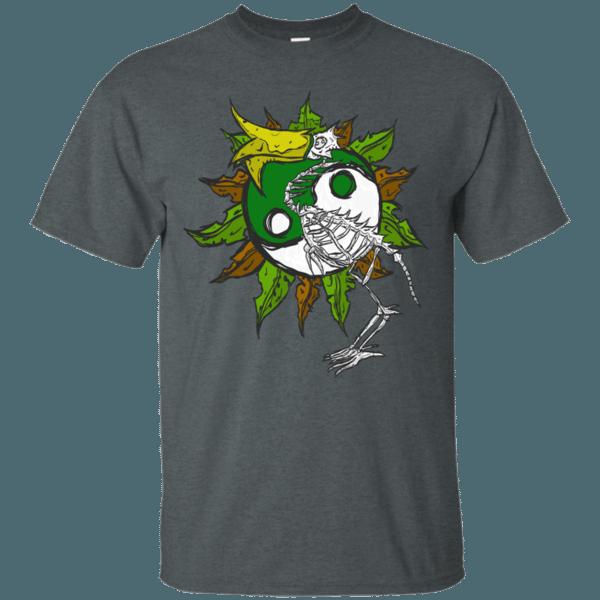 Toucan Skeleton Men's T-Shirt