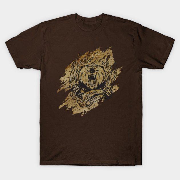 Tough and Angry T-Shirt